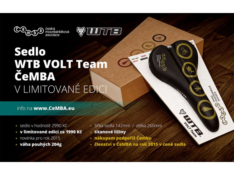 Volt LIMITED EDITION: ČeMBA