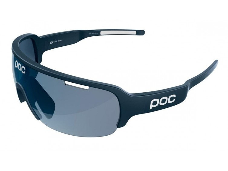 Brýle POC DO Half Blade Navy Black - Grey/Blue Mirror