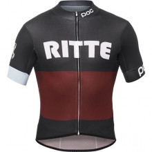 dres POC Ritte Jersey maroon red