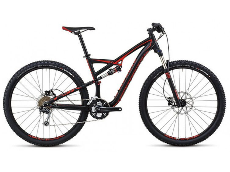 "Camber FSR 29"" - Specialized"